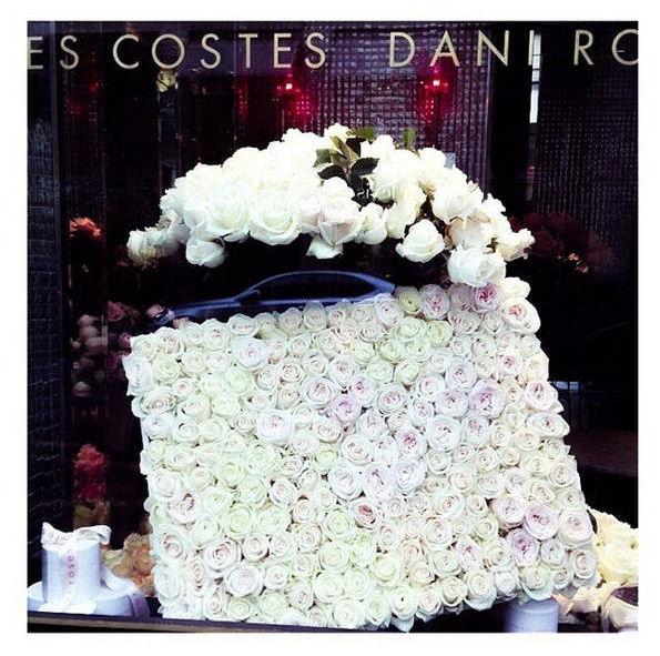 Paris Haute Couture by AJ